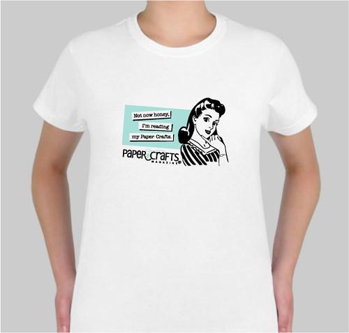 Paper Crafts t-shirt