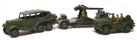 Dinky militari