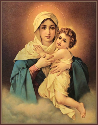 Our Lady of Schoenstatt (Flicker.com)