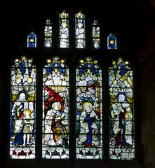 St Elizabeth & St John Baptist; Annunciation; St Anne & Virgin Mary, by IanAWood