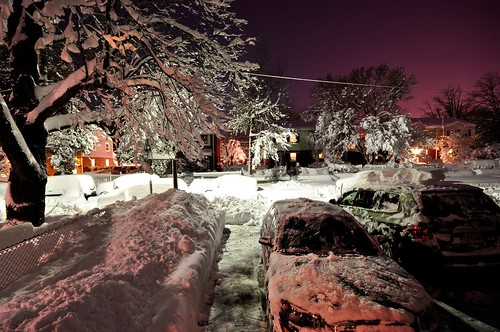 Snowmageddon Night II 7 p.m. - After the Dig