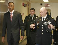 Rwandan President Visits West Point - Presiden...