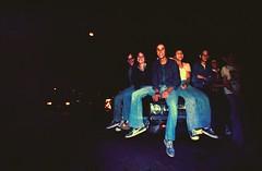 Ganging Up ON A Car - 1975 Brooklyn Style