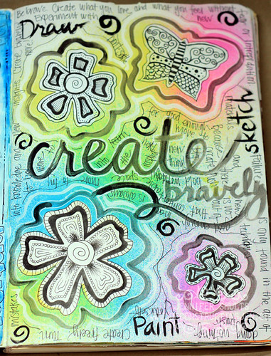 Create Bravely