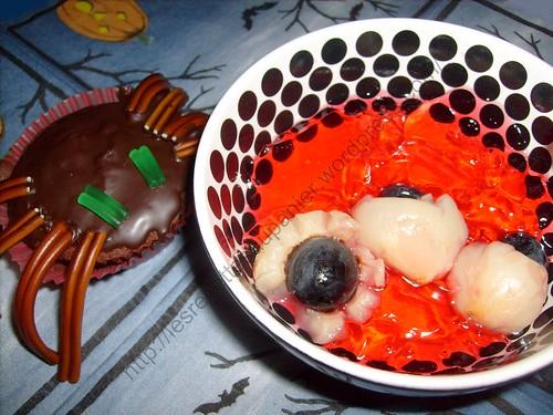 Desserts d'Halloween / Halloween dessert
