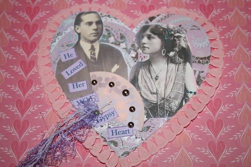Gypsy Heart Valentine