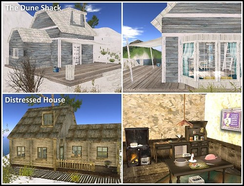 """Cottages by """"Once Upon a Time"""""""