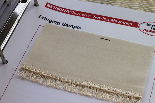 Fringing-Sample