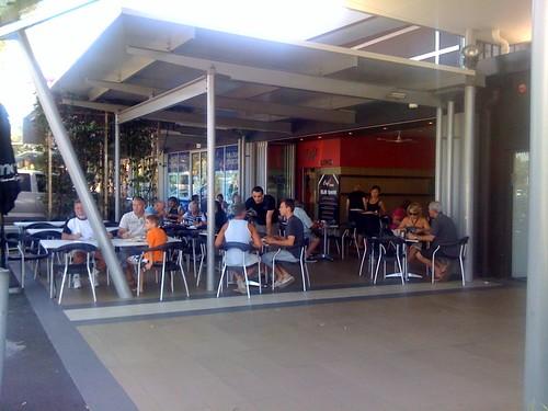Cafe 1 Uno, Biggera Waters