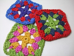 Mind the Gap Granny Square