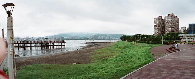 八里左岸碼頭
