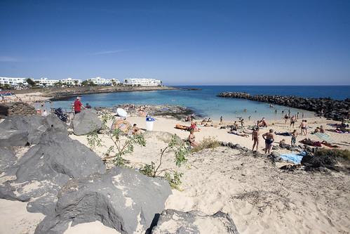 Playa del Jabillo, Costa Teguise