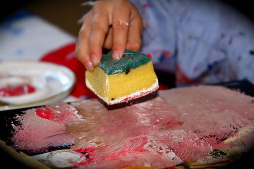 Spongework