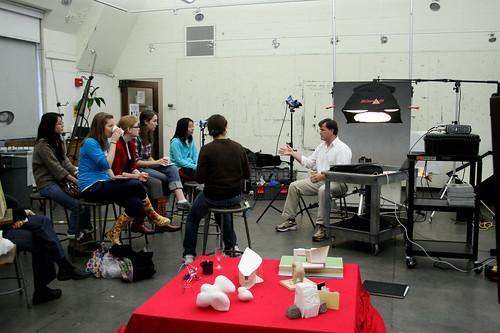 Photographing 3-D Artwork Workshop