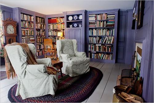 Purple library NY Times