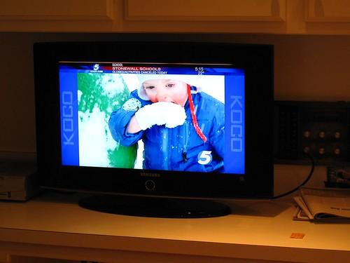 Jude on TV