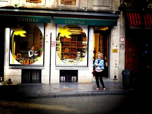 GODIVA Chocolatier - Bruselles - Bruselas