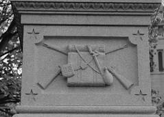 GRIFFIN A. STEDMAN MONUMENT