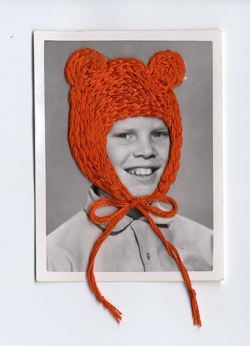 David, 10 yrs old, 1957