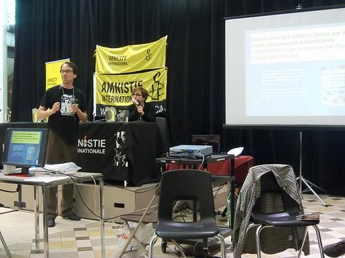 Amnesty International Canada AGM