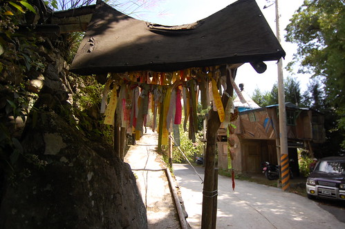 Tapung Castle - 李棟山古堡