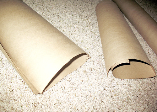 How To (Make Fancy Paper Bags)