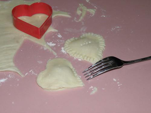 pastry hearts