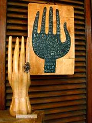 two sorts of hand pieces