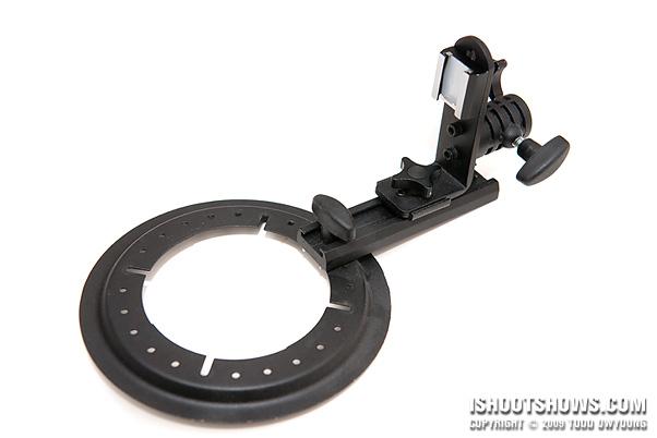 "Lastolite Cold Shoe ""Mod"" for the Nikon SB-900 Speedlight"