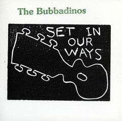 The Bubbadinos | Set In Our Ways; cover