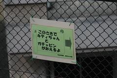 中学校のお茶目(Joke of junior high school)