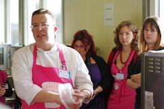 Leçon de pâtisserie et trio