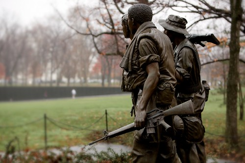 Vietnam Veterans Memorial 5