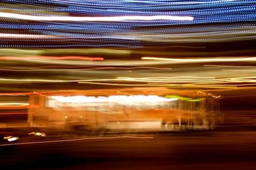 Muni blur