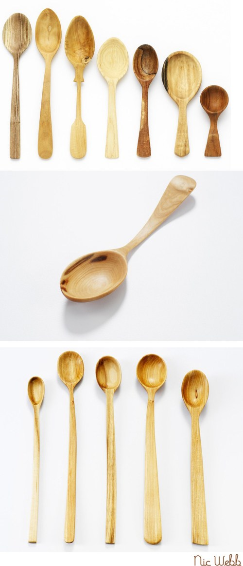 Pretty Spoons: Nic Webb