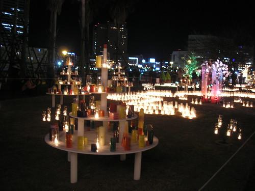 Candle Cafe 2009 - Winter illuminations