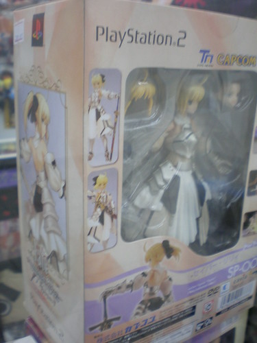 Bootleg Figma Exclusive - Saber Lily 2