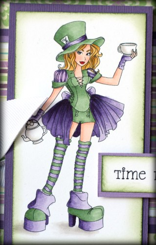 Mad Hatter Card 2