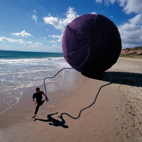 Phish - Slip, Stitch, Pass © Storm Thorgerson. Courtesy of Idea Generation.