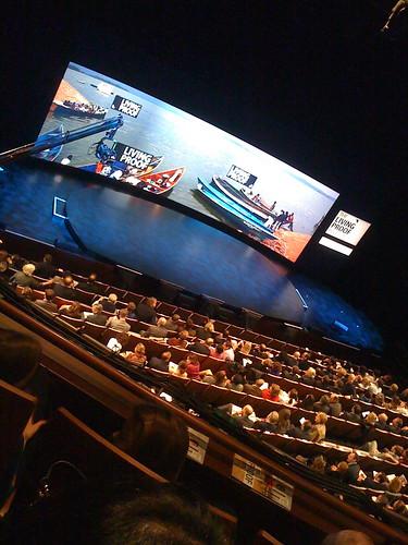 Gates Foundation event