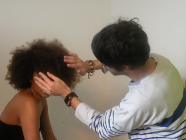 OUR FIRST SHOOT BACKSTAGE 152