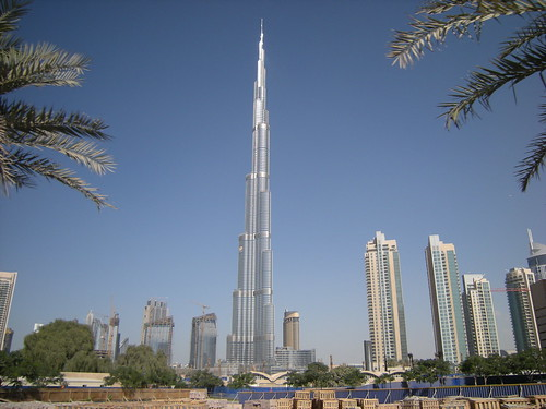 Burj Dubai by Leandro's World Tour.