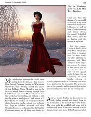 The Primgraph Issue 9: Fashion article