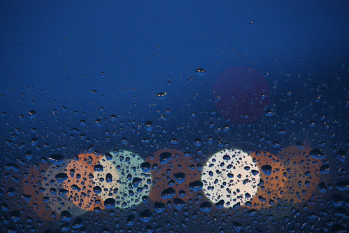 Dark Rainy Morning