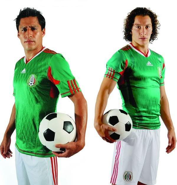 Mexico adidas world cup 2010 home kit jersey camiseta for Kit homes new mexico