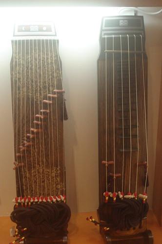 類中國的古箏