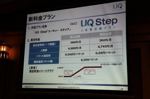WiMAX - UQ Step