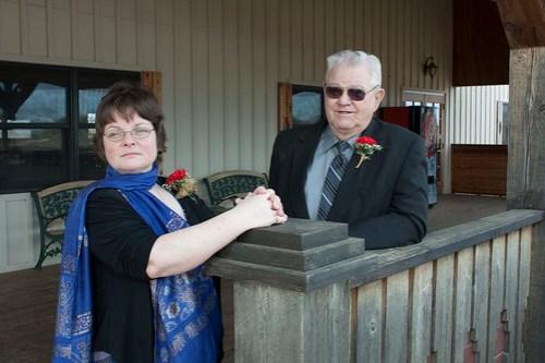 Mom and Grampa Bob