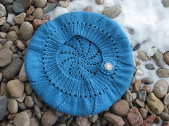 Whirlpool after blocking