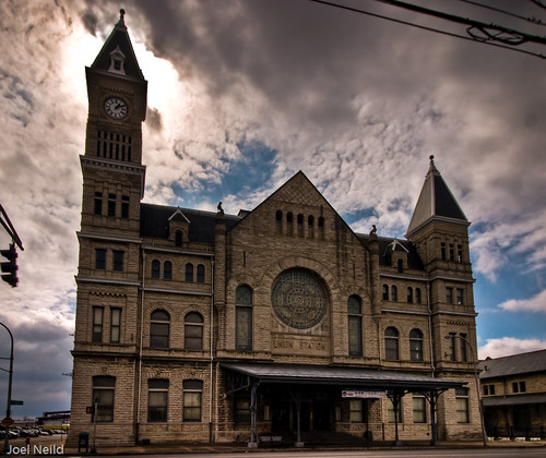 Union Station, Lousiville, KY